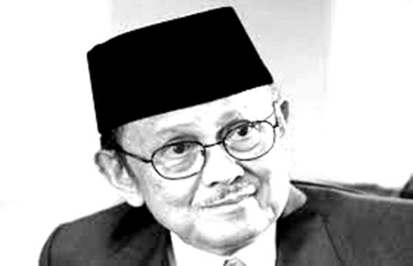 Pemimpin Malaysia rakam ucapan takziah atas pemergian BJ Habibie