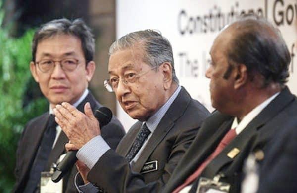 Tukar parti hanya atas sebab yang kukuh – Dr Mahathir