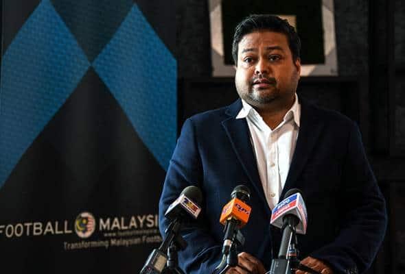 Tunggu kenyataan rasmi MFL tentang Kevin Ramalingan – Hamidin