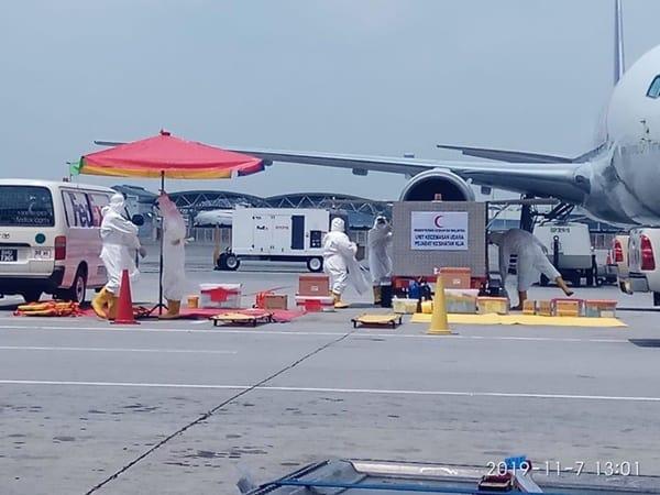Tiada kebocoran radioaktif di terminal Pos Aviation KLIA – bomba