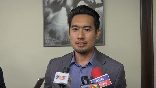 Ketua Pegawai Eksekutif ISN Ahmad Faedzal Md Ramli