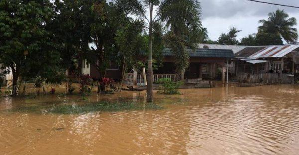 Banjir: Empat daerah terjejas libatkan 875 mangsa di Terengganu malam ini