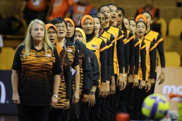 Malaysia ke pentas final bola jaring