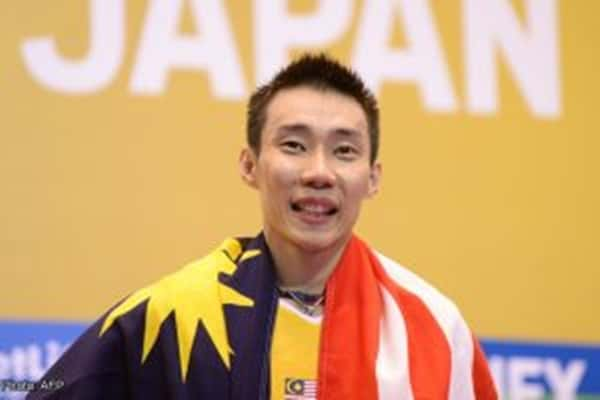 Chong Wei berterima kasih kepada semua jurulatih yang membantu kerjayanya