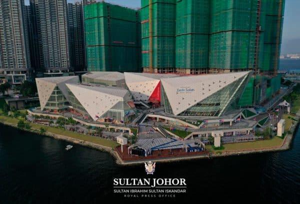 'Permaisuri Zarith Sofiah Opera House' bakal jadi pusat seni dan budaya di JB