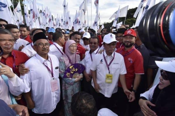 PH komited bantu calon Warisan menang PRK Kimanis – Wan Azizah