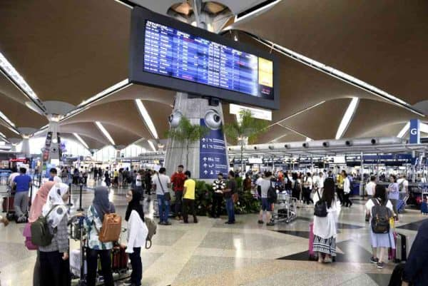 Tahun Baharu Cina: Aliran penumpang dijangka meningkat di KLIA, KLIA2 – MAHB