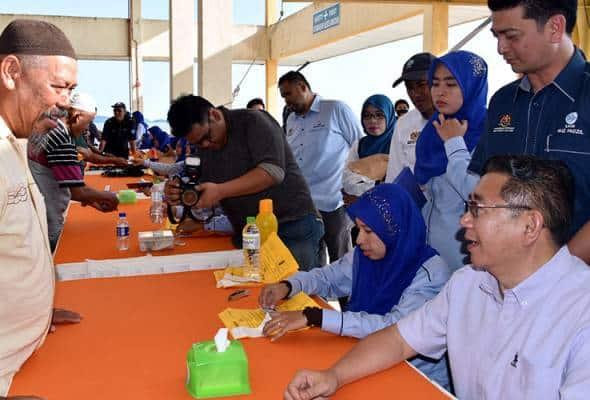 MOA bantu petani terjejas akibat kemarau di Melaka dan Kedah