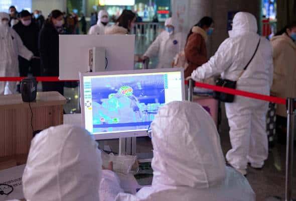 Koronavirus: Rekod kematian tertinggi pada Isnin, korban 426 di seluruh dunia