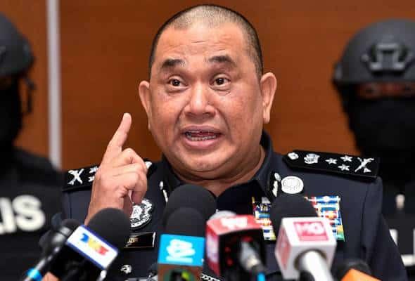 Polis berjaya rungkai kes tembak pemandu Gani Patail – Bukit Aman