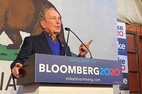 CEO Bloomberg jual syarikat jika jadi Presiden AS
