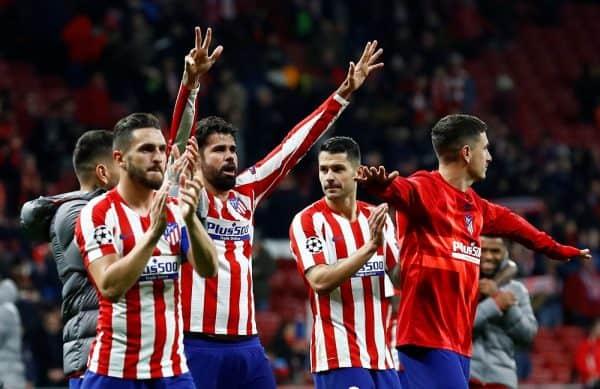 Atletico, Espanyol potong gaji pemain, kakitangan