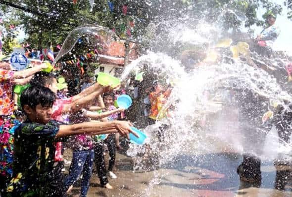 Thailand batal Pesta Songkran untuk bendung penularan COVID-19