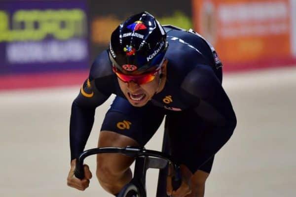 Mohd Azizulhasni layak acara pecut Olimpik Tokyo 2020