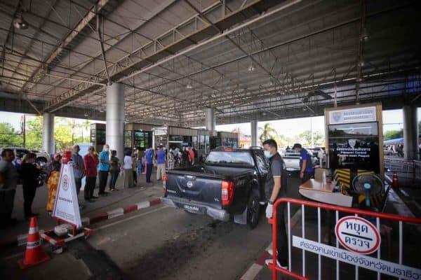 Hampir 50,000 warga Thai pulang berikutan Perintah Kawalan Pergerakan