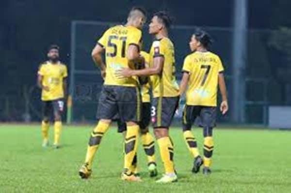 Perak naik tangga kedua Liga Super