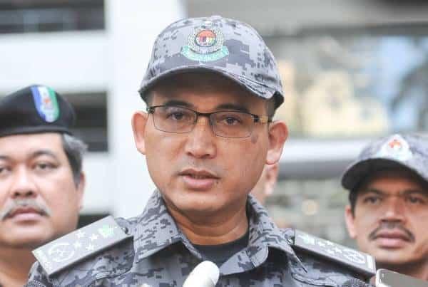 Video tular BSI Johor latihan kebakaran tahun lepas
