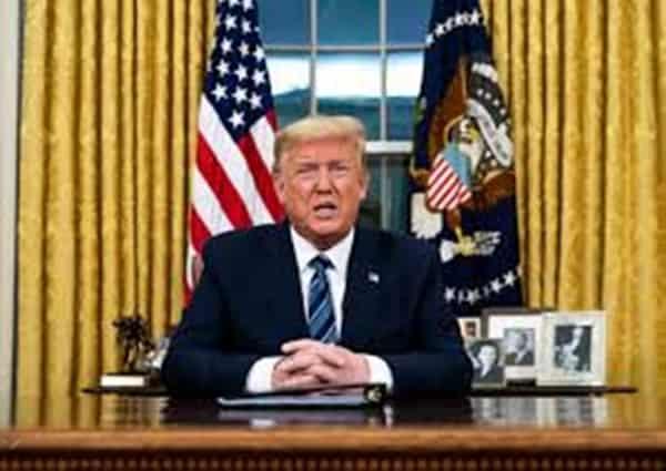 Pilihan raya umum AS tetap diadakan 3 November: Trump