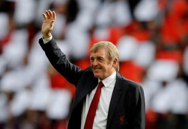 Legenda Liverpool Dalglish positif COVID-19