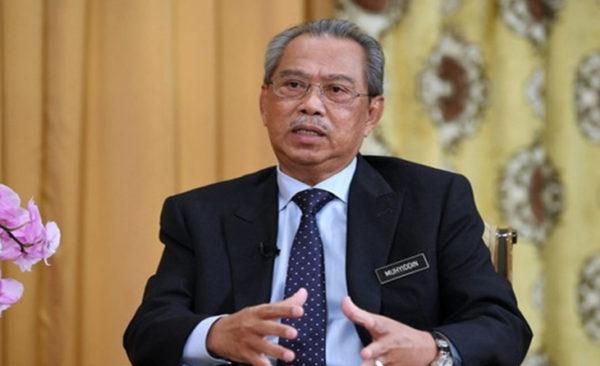 'Saya Dipilih Jadi PM Dalam Situasi Luar Biasa' – Muhyiddin Yassin