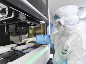 COVID-19: Vaksin dijangka siap awal tahun depan – Pakar Perubatan China