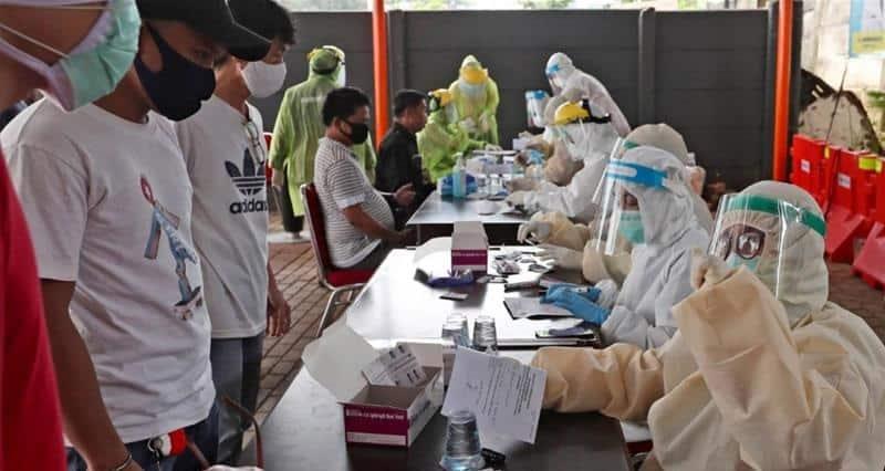 COVID-19: Kes positif COVID-19 di Indonesia lepasi angka 17,000 kes