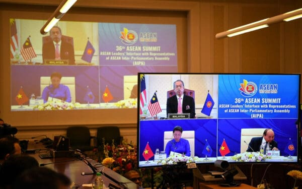 Sidang Kemuncak ASEAN ke-36 lakar sejarah semasa dunia berdepan COVID-19