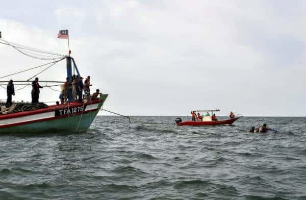 Korban keenam bot karam ditemukan