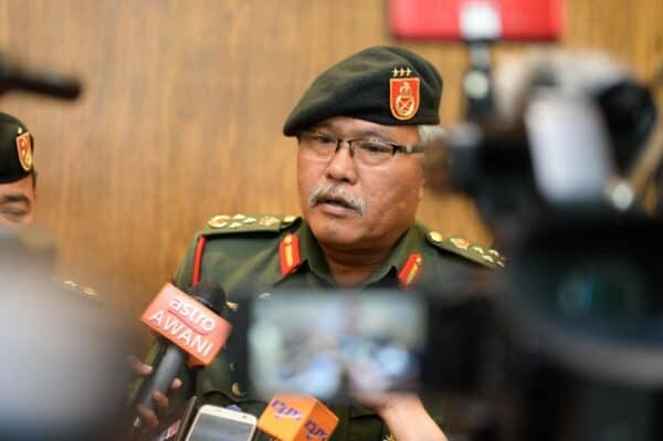 Tiga prinsip, lima tonggak harus dipraktik warga tentera darat, kata Zamrose