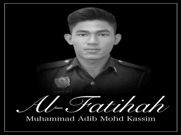 KPKT serah kepada keluarga Adib untuk saman polis