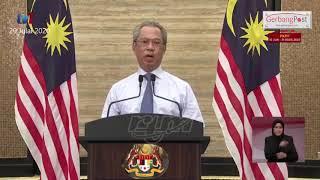 Ucapan Pengumuman Lanjutan Moratorium & Bantuan Bank Bersasar