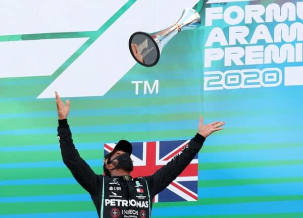 Lewis Hamilton dominasi GP Sepanyol