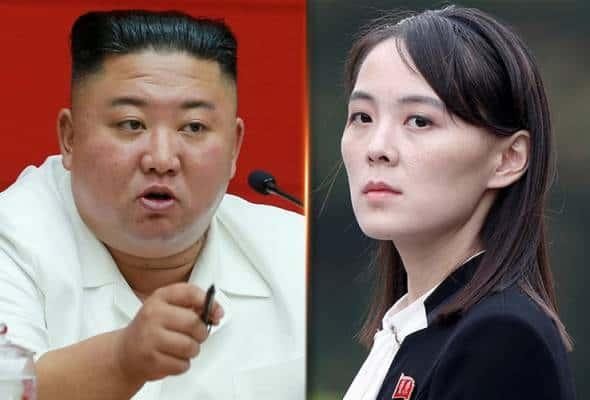 Kim Jong Un dilapor koma, adiknya Kim Yo Jong ambil alih pemerintahan