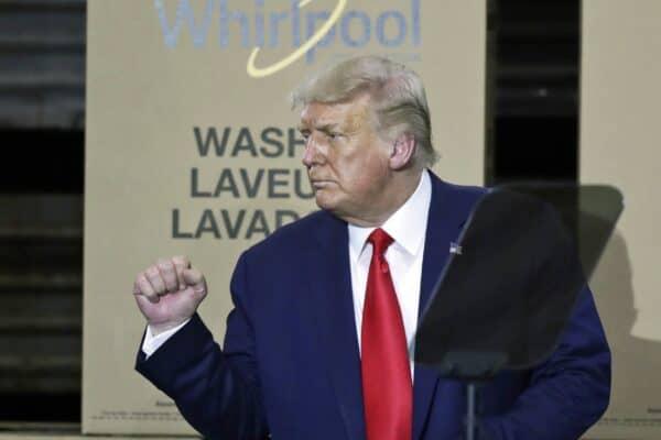 Trump sertai kutipan derma antarabangsa bantu Beirut