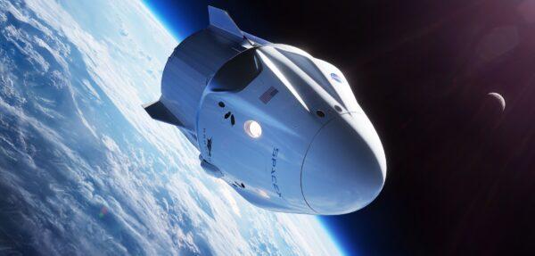 SpaceX Crew Dragon berlepas dari ISS pulang ke bumi