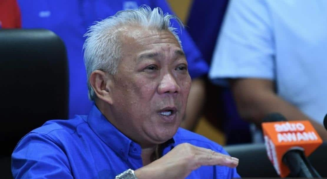 Bung Moktar hormati kritikan sekumpulan pemimpin UMNO Sabah