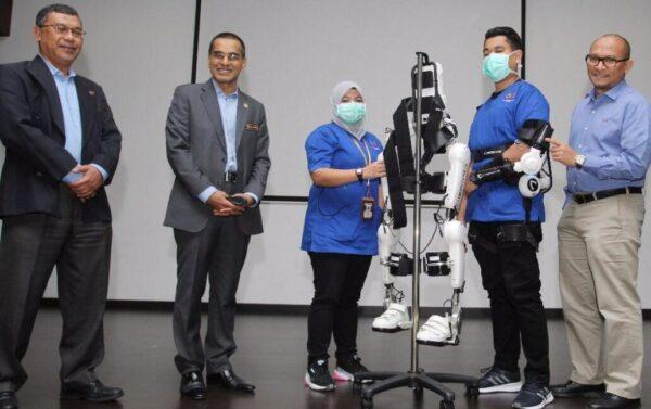 USM Hospital universiti pertama tawar khidmat rehabilitasi robotik di Malaysia