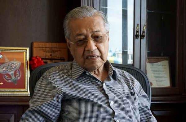 Tun Dr Mahathir tidak berhasrat bertanding PRU pada usia 98 tahun