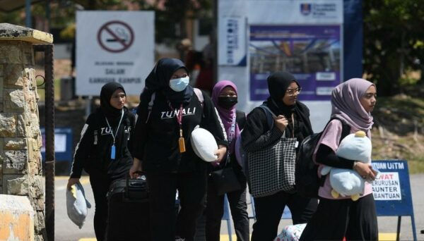 UiTM nafi halau pelajar mendaftar – Naib Canselor