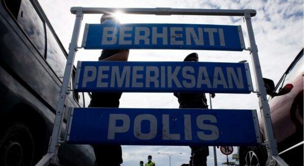 COVID-19: Lebih 10,000 pegawai, anggota polis dikuarantin