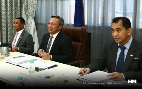 Johor cadang tubuh Majlis Digital, program jaminan bekalan makanan