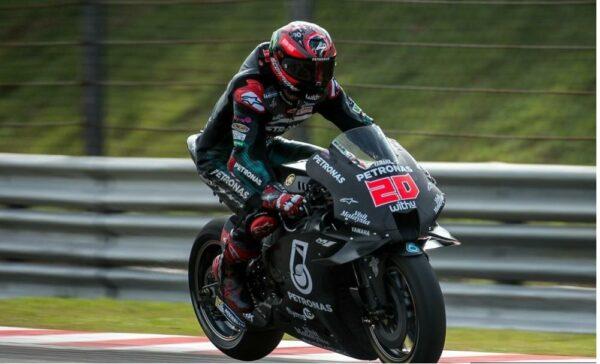 GP Perancis: Quartararo mula dari petak pertama buat kali ketiga