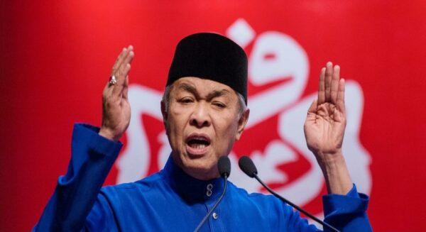 Ahmad Zahid dijadual menghadap Agong Khamis ini