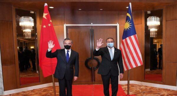 Kementerian Luar Malaysia, China ulangi komitmen kukuhkan lagi hubungan dua hala