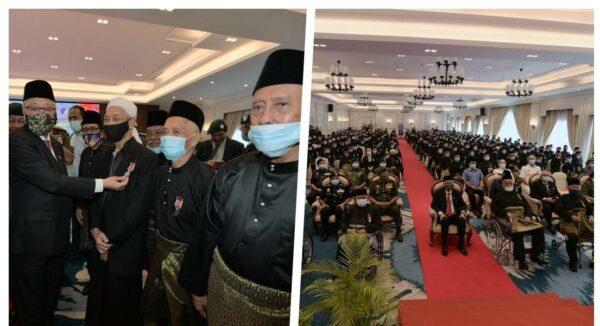 51,816 veteran ATM terima Elaun Kenangan Pingat Jasa Malaysia mulai 5 Nov – Ismail Sabri