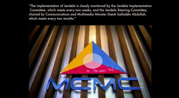 96.4 per cent of 352,101 premises covered by Gigabit network – MCMC