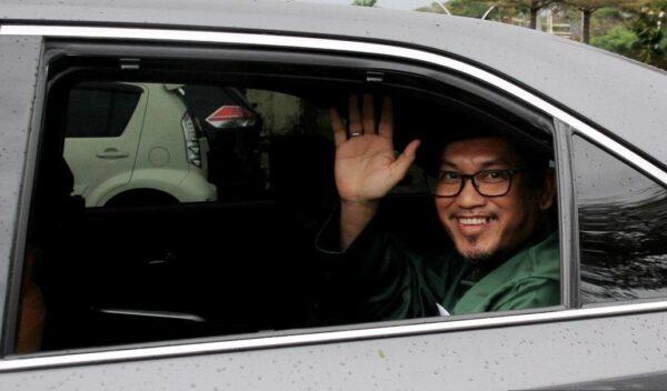 Sultan Nazrin consents to Ahmad Faizal's resignation as MB