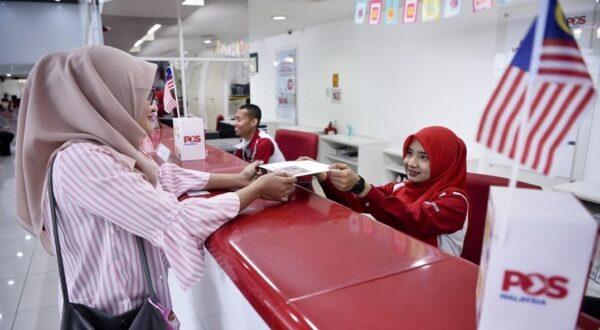 Pos Malaysia lancar koleksi setem Krismas edisi terhad