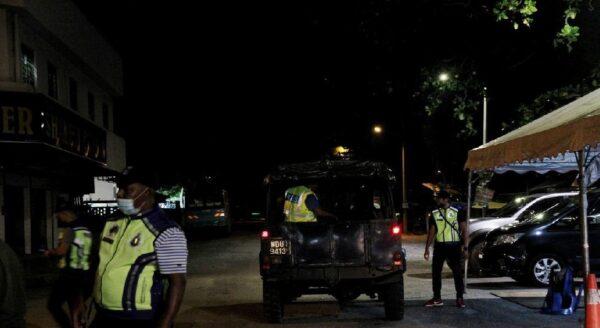 PKPD: Kawalan ditingkatkan di Zon A Taman Klebang Jaya dan Taman Pinji Mewah