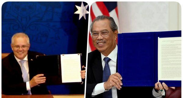 Malaysia-Australia jalin kerjasama tangani impak COVID-19